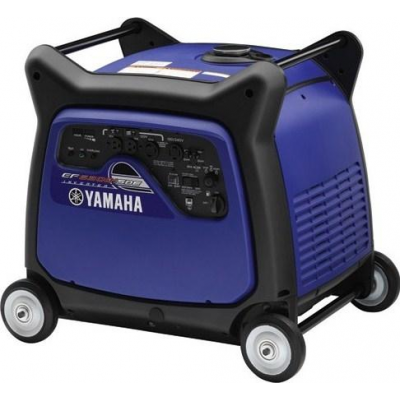 Инверторный генератор Yamaha EF6300ISE
