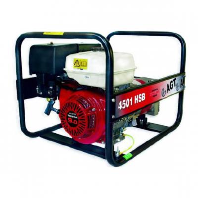 Бензиновый генератор AGT 8000EAG