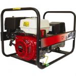 Бензиновый генератор AGT 7001 HSBE