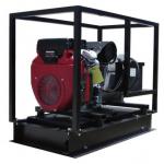 Бензиновый генератор AGT 14003 HSBE R16