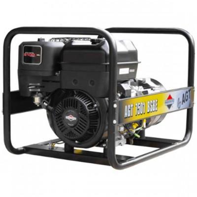 Бензиновый генератор AGT 7501 BSBE SE