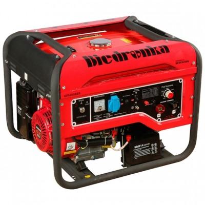 Бензиновый генератор BIEDRONKA GP5055BSE