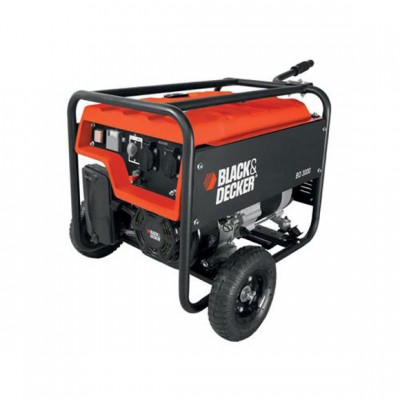 Бензиновый генератор Black and Decker BD3000