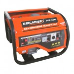Бензиновый генератор Brigadier Professional BGP-25Н