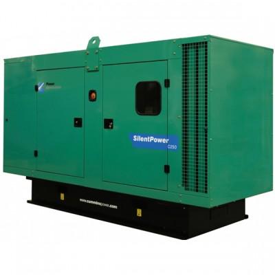 Дизельный генератор Cummins C275 D5