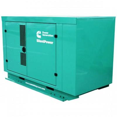 Дизельный генератор Cummins C110 D5
