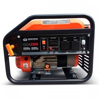 Бензиновый генератор Daewoo GDA1200