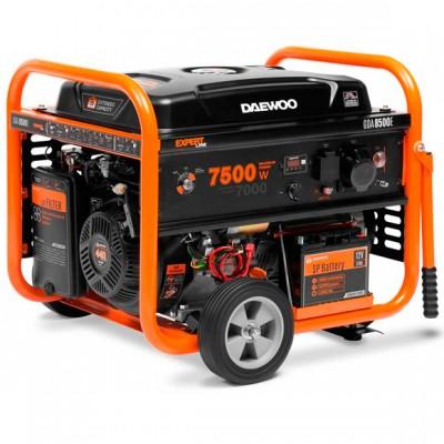 Бензиновый генератор Daewoo GDA 8500E