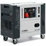 Дизельный генератор Daewoo DDAE 10000DSE-3