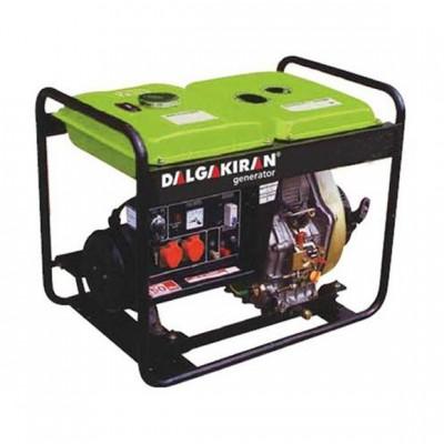 Дизельный генератор Dalgakiran DJ 7000 DG-TE
