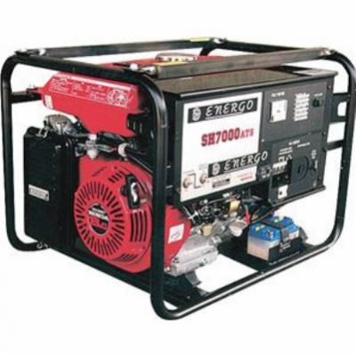Бензиновый генератор ELEMAX SH 7000 ATS