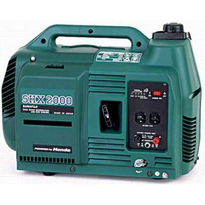 Инверторный генератор ELEMAX SHX 2000