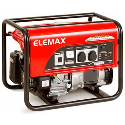 Бензиновый генератор ELEMAX SH 7600EX