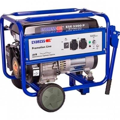 Бензиновый генератор ENDRESS ESE 3200 P