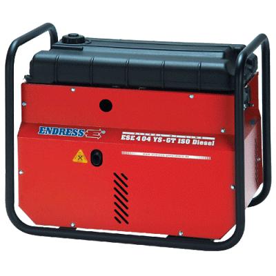 Дизельный генератор ENDRESS ESE 404 YS-GT ISO DIESEL