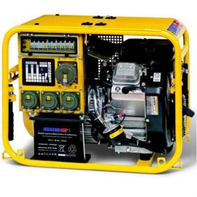 Бензиновый генератор ENDRESS ESE 604 DBG ES DIN