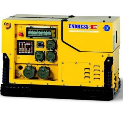 Бензиновый генератор ENDRESS ESE 804 DBG ES FS DIN