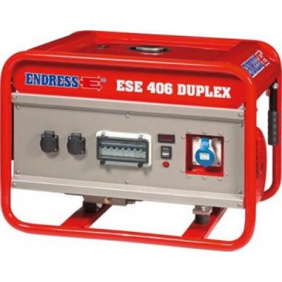 Бензиновый генератор ENDRESS ESE 406 SG-GT DUPLEX