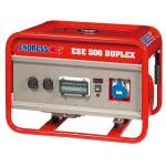Бензиновый генератор ENDRESS ESE 506 SG-GT DUPLEX