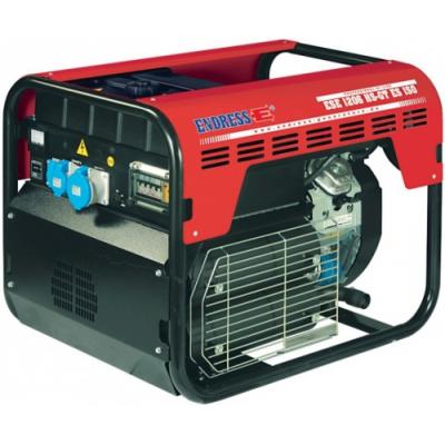 Бензиновый генератор ENDRESS ESE 1206 HS-GT ES ISO
