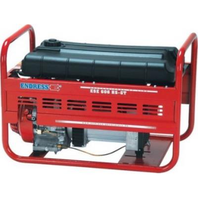 Бензиновый генератор ENDRESS ESE 606 DHS/A-GT ES