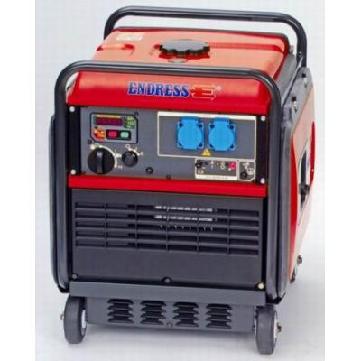 Бензиновый генератор ENDRESS ESE 4500 T Silent