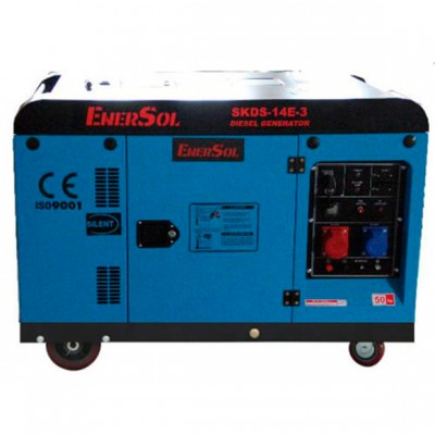 Дизельная электростанция EnerSol SKDS-14E-3