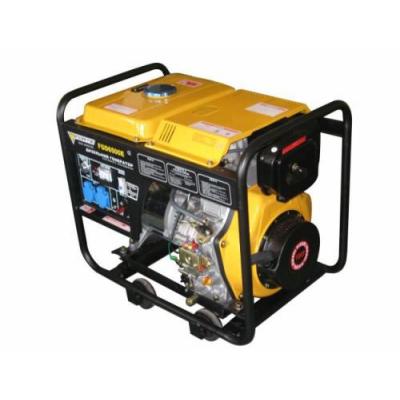 Сварочный генератор FORTE FGD6500EW