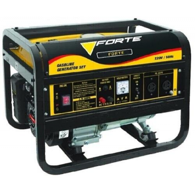 Бензиновый генератор FORTE FG 3500E