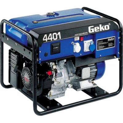 Бензиновый генератор Geko 4401E-AA HHBA
