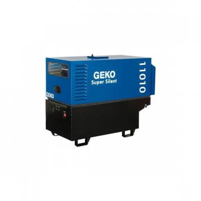 Дизельный генератор Geko 11010E-S MEDA SS