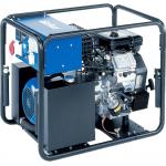 Бензиновый генератор Geko 13001ED-S SEBA