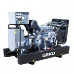 Дизельный генератор Geko 150003ED-S DEDA