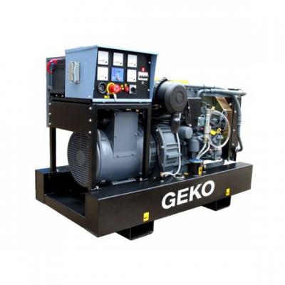 Дизельный генератор Geko 20003ED-S DEDA