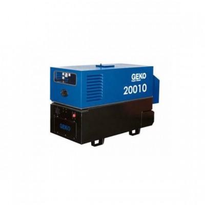 Дизельный генератор Geko 20010ED-S DEDA  SS