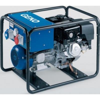Бензиновый генератор Geko 6400ED-AA HEBA