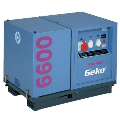 Бензиновый генератор Geko 6600ED-AA HEBA SS