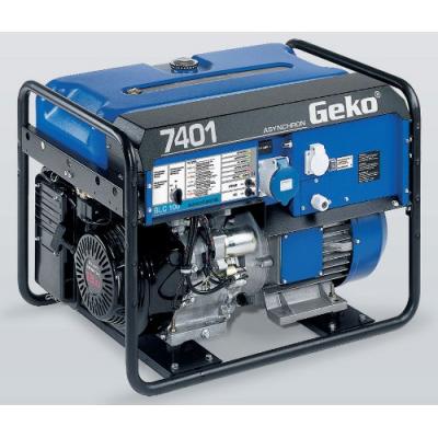 Бензиновый генератор Geko 7401E-AA HHBA