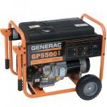 Бензиновый генератор GENERAC GP 5500