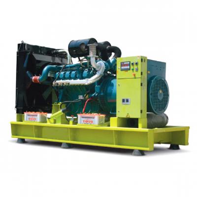 Дизельный генератор GLENDALE GDD-345