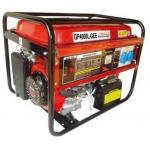 Бензиновый генератор GLENDALE GP4000L GEE