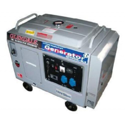 Бензиновый генератор GLENDALE GP6500L SLE 1