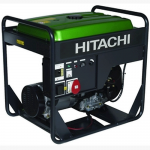 Бензиновый генератор Hitachi E100 3P