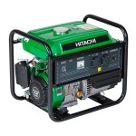 Бензиновый генератор Hitachi E24MC