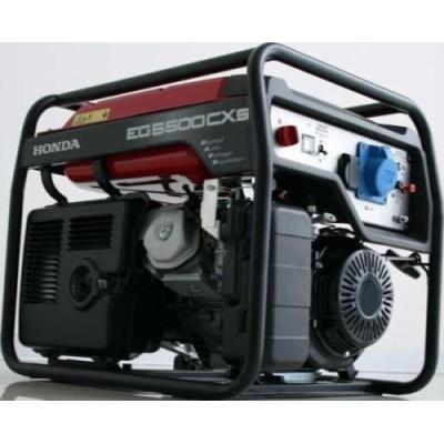 Бензиновый генератор Honda EG5500CXS RGH