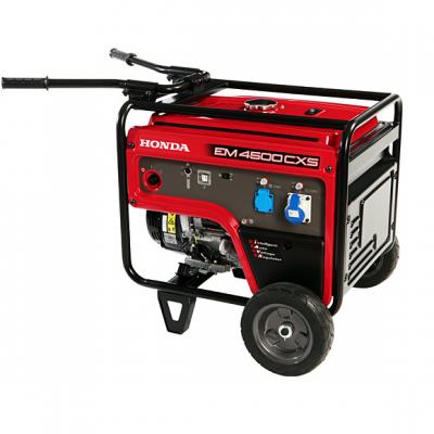 Бензиновый генератор Honda EM4500CXS