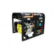 Бензиновый генератор HUTER DY 6500 LXW с функцией сварки