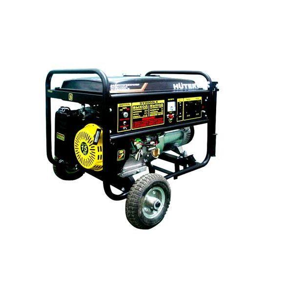 Устройство генератор бензиновый