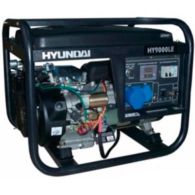 Бензиновый генератор HYUNDAI HY 9000LE