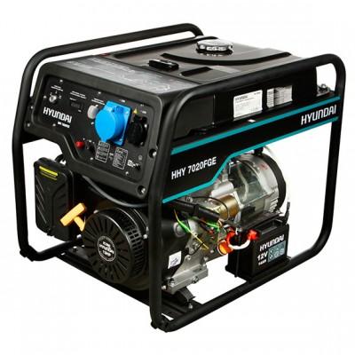 Бензиновый генератор HYUNDAI HHY 7020FGE